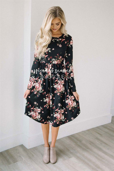 The Melody Modest Dresses vendor-unknown
