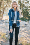 The Best Denim Jacket Tops vendor-unknown Denim S