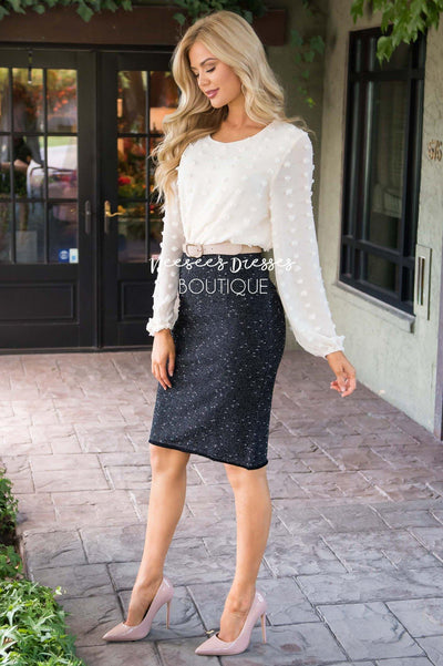 Be a Go Getter Pencil Skirt Skirts vendor-unknown