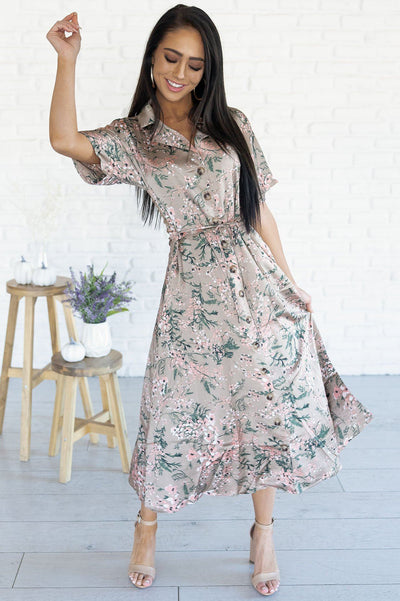 The Nika Modest Dresses vendor-unknown