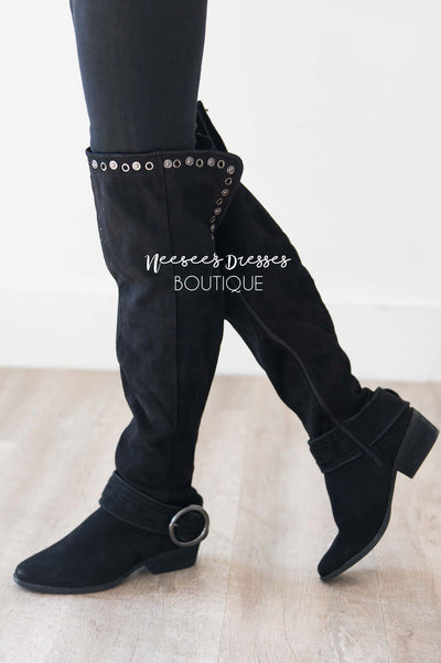 Belicia Riding Boots Accessories & Shoes vendor-unknown