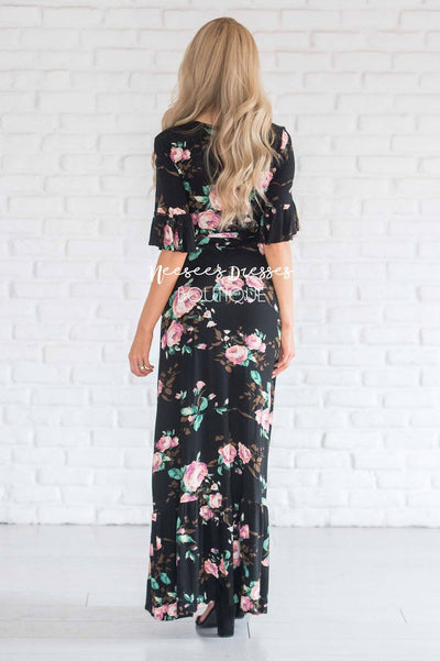 The Leigha Modest Dresses vendor-unknown