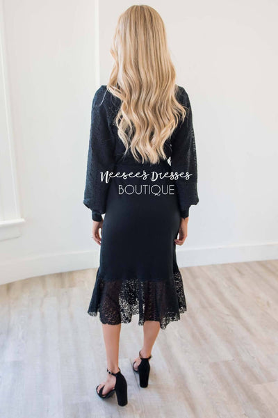 The Luna Modest Dresses vendor-unknown