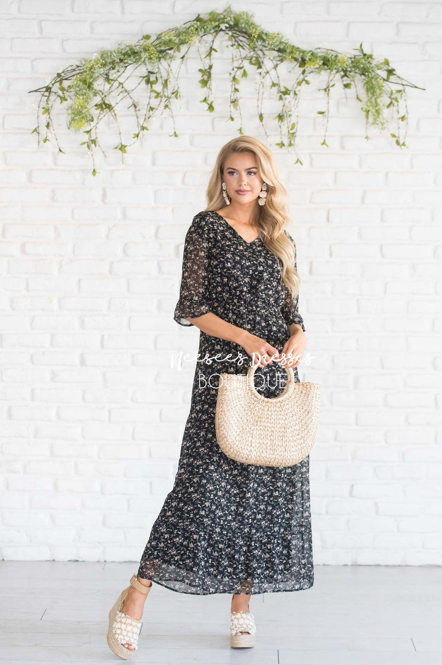 The McKenzie Maxi Dress