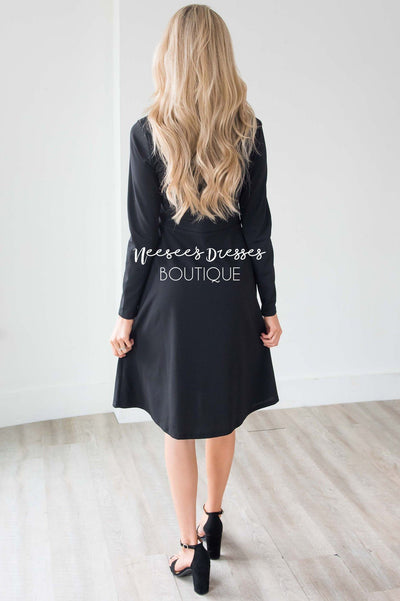 The Jaylen Modest Dresses vendor-unknown