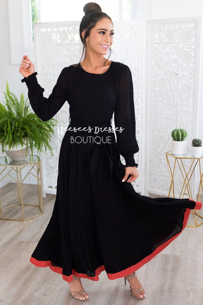 The Baylie Modest Dresses vendor-unknown