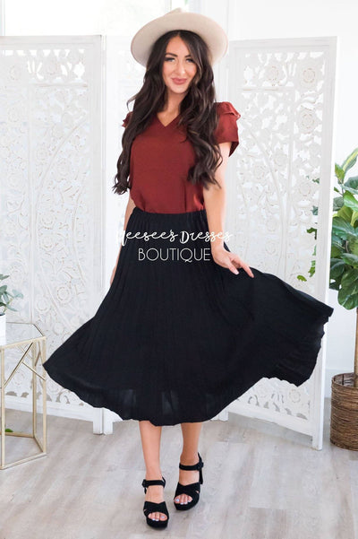 First Choice Modest Blouse Tops vendor-unknown