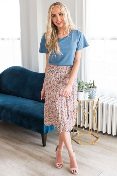 Always On Time Modest Skirt Modest Dresses vendor-unknown