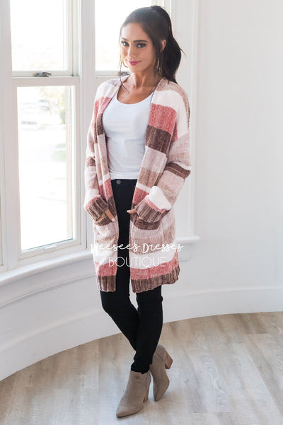 Song of Praise Modest Cardigan Modest Dresses vendor-unknown