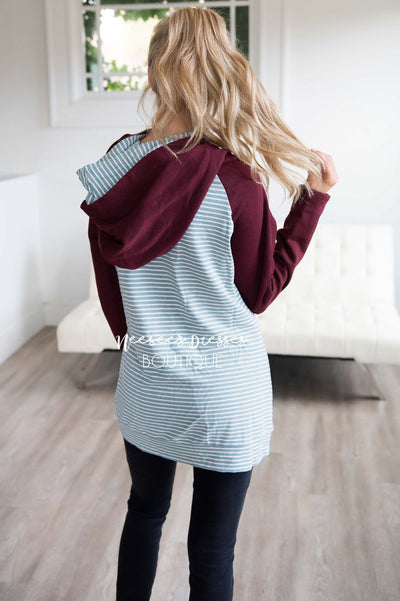 Happiest Hearts Pullover Hoodie Tops vendor-unknown