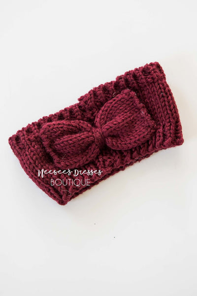 Falling So Fast Knit Headband Accessories & Shoes Hana