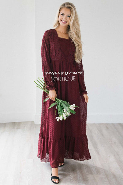 The Amberly Modest Dresses vendor-unknown