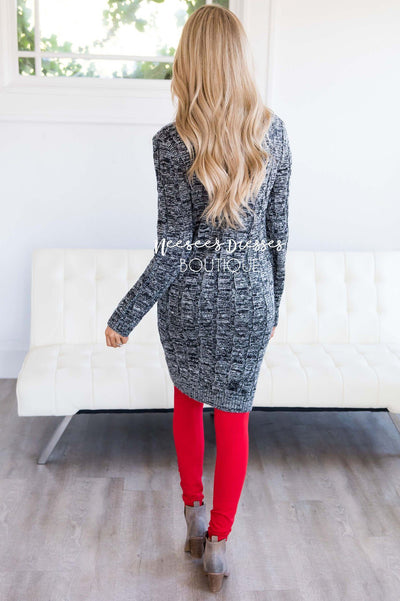 The Anistin Sweater Dress