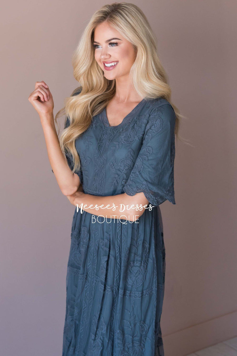 The Lexi Boho Maxi Dress