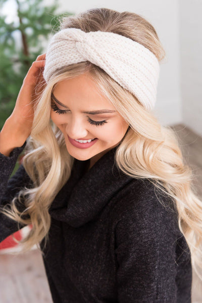 Chill For You Knit Head Warmer Accessories & Shoes Leto Accessories