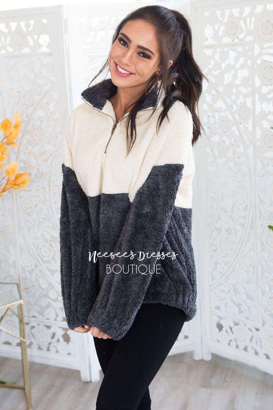 Chilly Days Modest Pullover Modest Dresses vendor-unknown