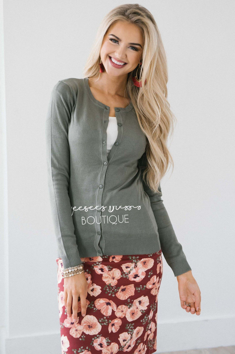 Jackets Cardigans Vintage Coats And Modest Apparel Tagged Size Petal Skirt Olive Light Weight Fall Cardigan