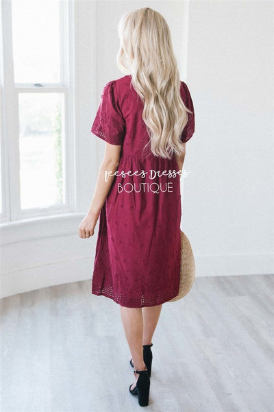The Karsen Modest Dresses vendor-unknown