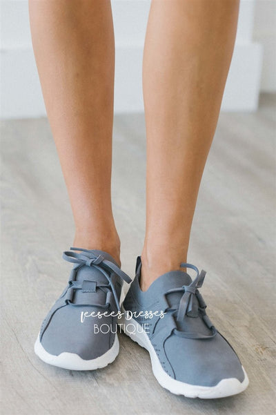The Marie Sneakers Accessories & Shoes vendor-unknown Gray 6