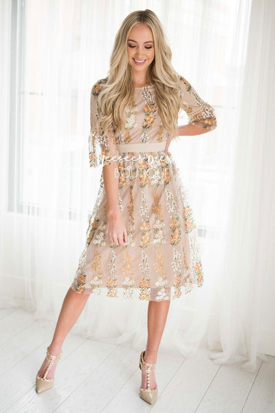 The Luisa - PREORDER Modest Dresses vendor-unknown