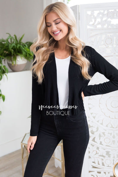 Favorite Sidekick Cardigan Tops vendor-unknown
