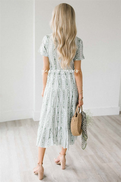 The Melina Modest Dresses vendor-unknown