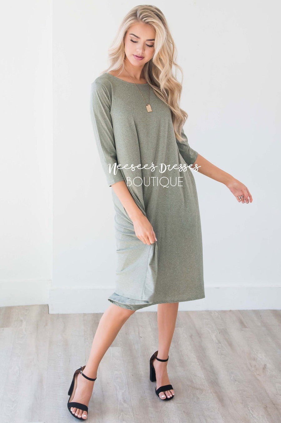 The Francesca Swing Dress
