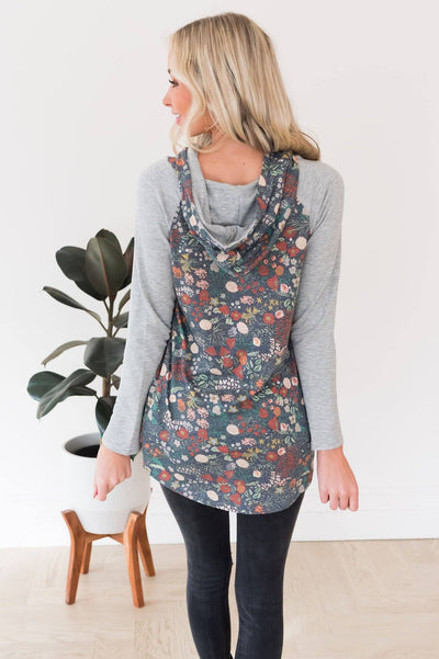 Daydream Believer Modest Hoodie Modest Dresses vendor-unknown