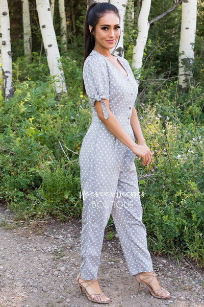 The Malinda Modest Jumpsuit Modest Dresses vendor-unknown