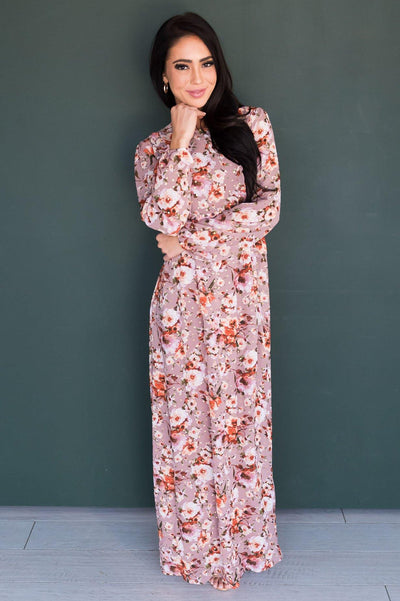 The Hailey Maxi Dress Modest Dresses vendor-unknown