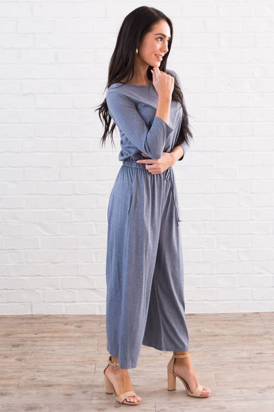The Nicki Jumpsuit Modest Dresses vendor-unknown