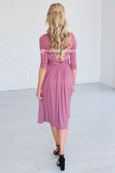 The Hollie Modest Dresses vendor-unknown