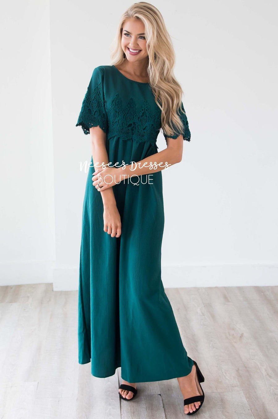 The Remington Maxi Dress