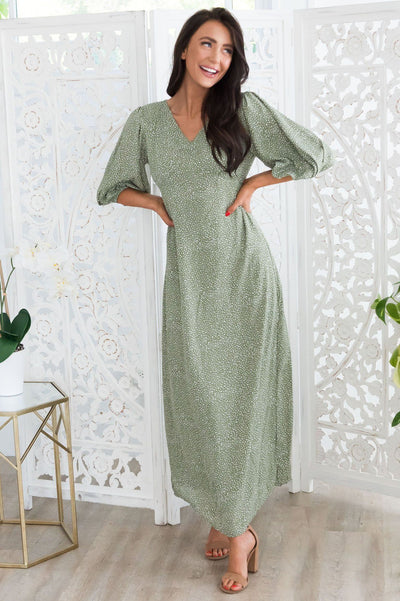 The Isla Modest Dresses vendor-unknown
