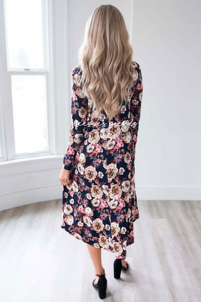 The Kelby Swing Dress