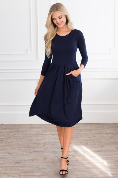 The Lauren Modest Dresses vendor-unknown