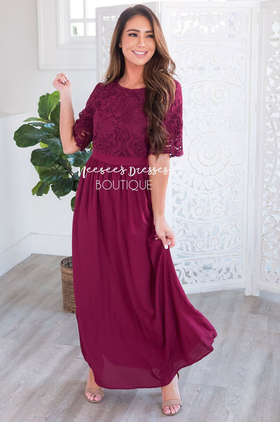 The Maddilee Modest Dresses vendor-unknown