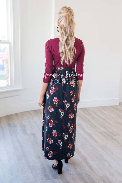 The Maren Modest Dresses vendor-unknown