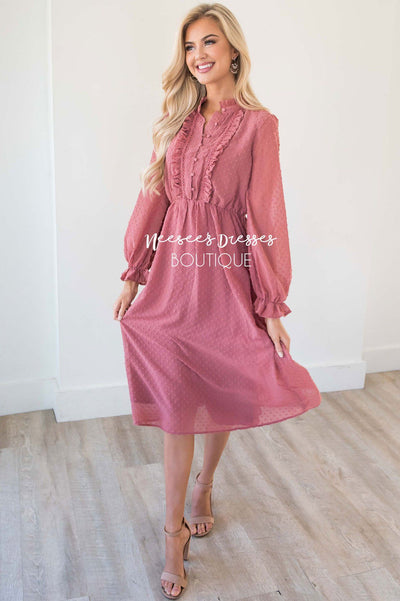 The Octavia Modest Dresses vendor-unknown