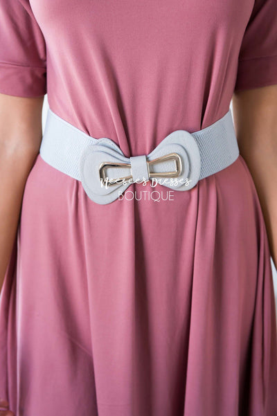 Luscious Life Bow Tie Belt
