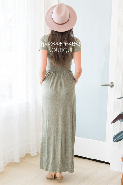 The Mikayla Modest Dresses vendor-unknown