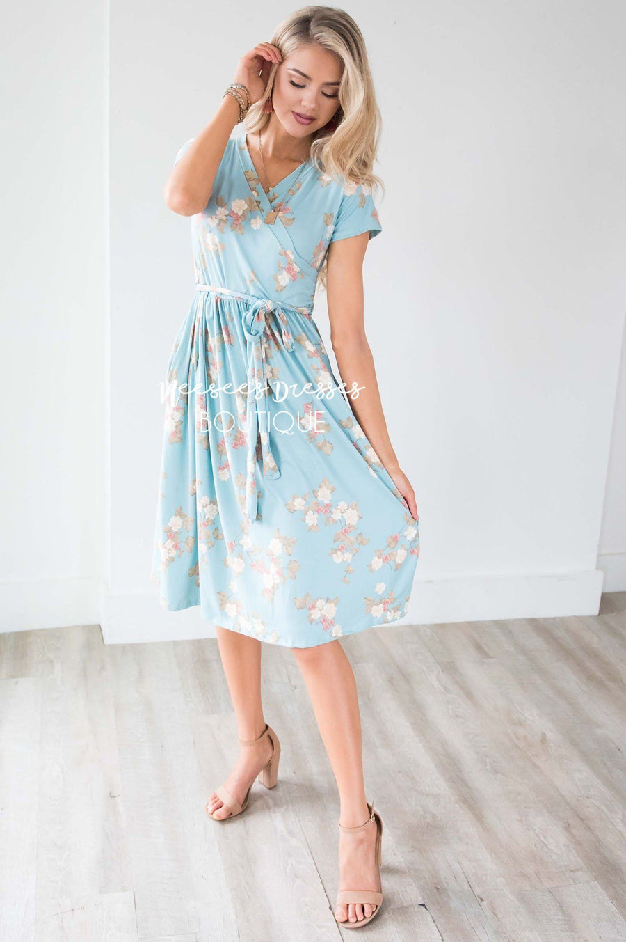 cfbde070a448 Floral Dresses Tagged