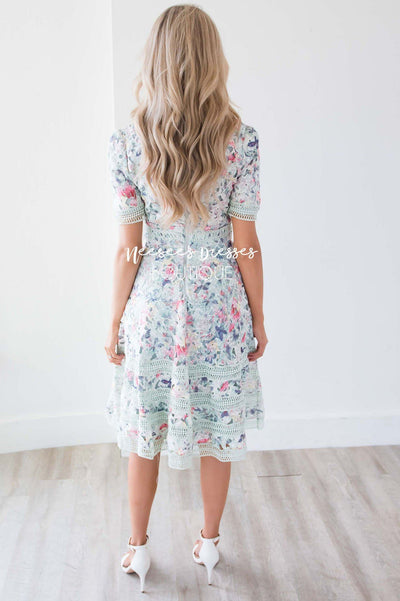 The Adalynne Modest Dresses vendor-unknown
