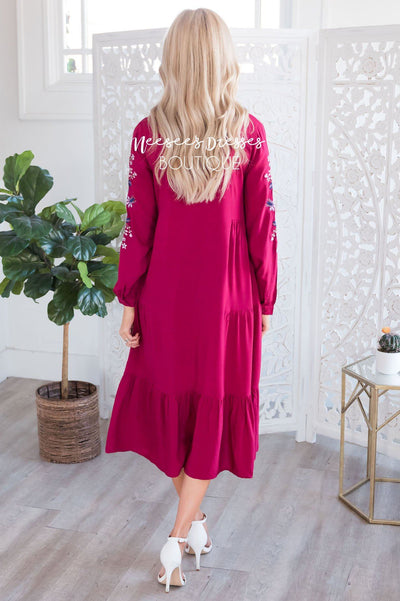 The Mirabel Modest Dresses vendor-unknown