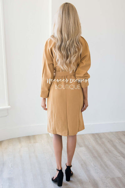 The Elena Modest Dresses vendor-unknown