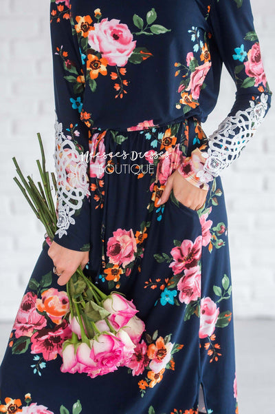 The Gretchen Modest Dresses vendor-unknown