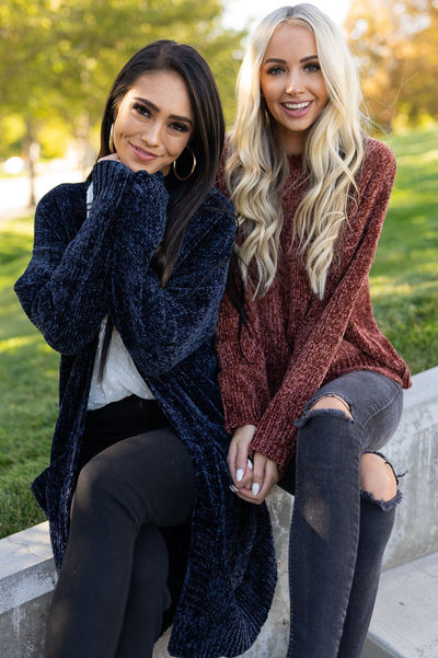 Fall Beauty Modest Chenille Sweater Modest Dresses vendor-unknown