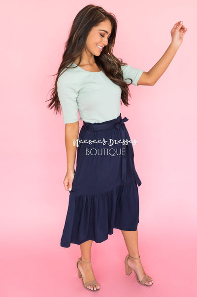 Forget Me Not Modest Skirt Modest Dresses vendor-unknown