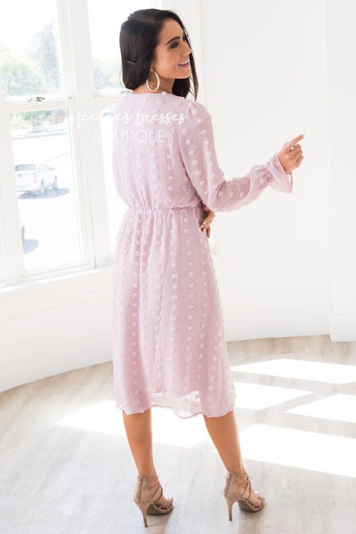 The Nikita Long Sleeves Modest Dresses vendor-unknown