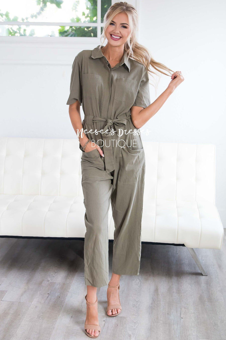 The Brynna Jumpsuit